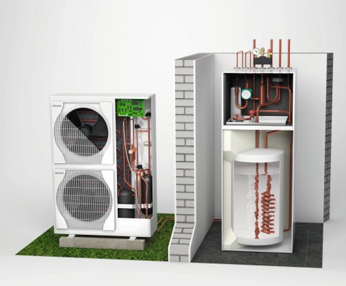 Air Source Heat Pumps | Ecodan